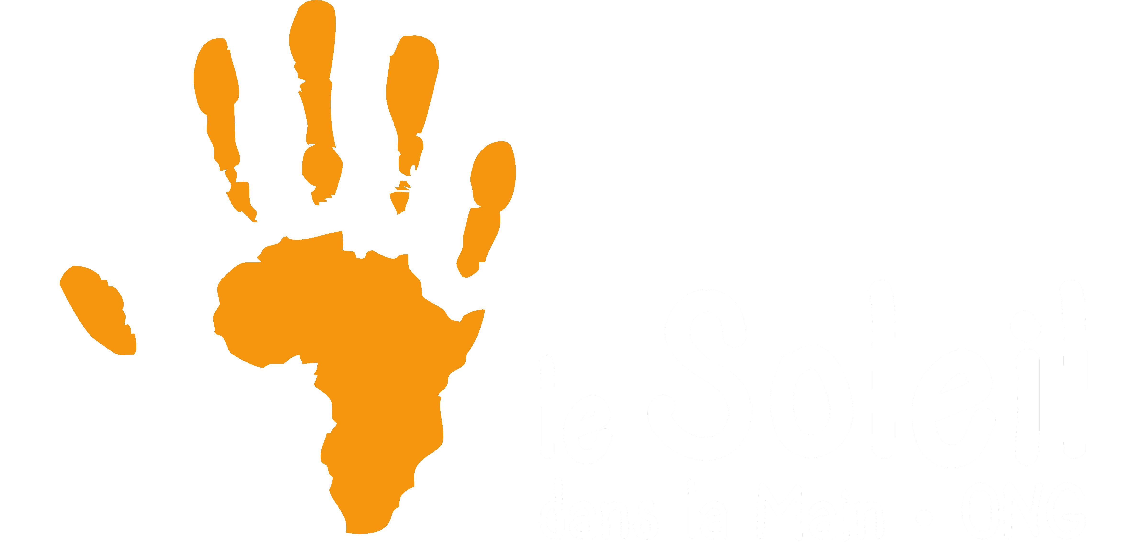 Le soleil dans la main